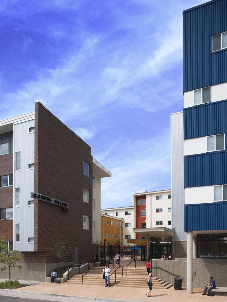Campus Village Apartments, Denver, CO