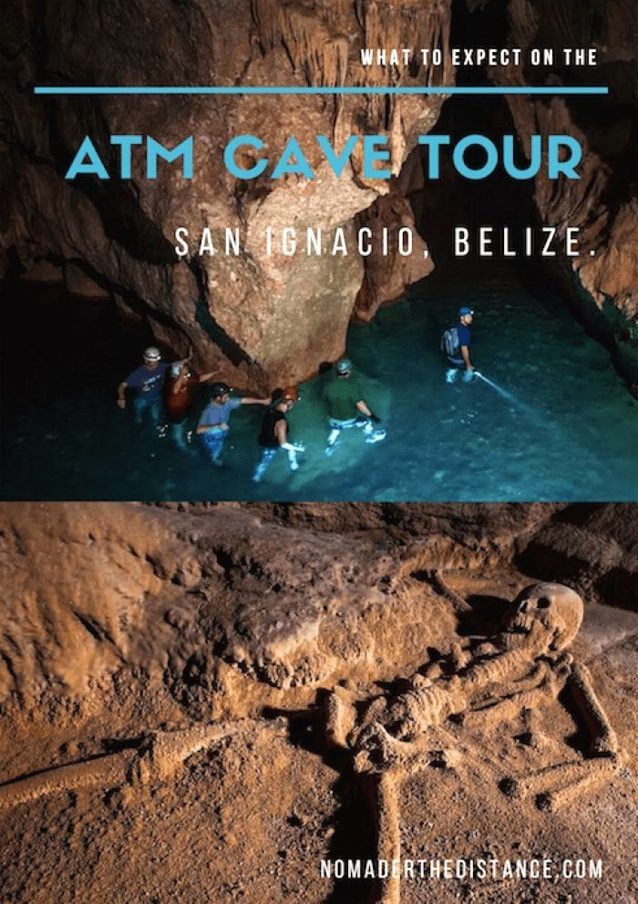 The ATM Cave in Belize is one of the coolest tours I have ever done. You'll find ancient mayan artifacts, incredible cave formations, and even human remains.  Belize Travel  Pour information Accéder à notre site   https://storelatina.com/belize/travelling