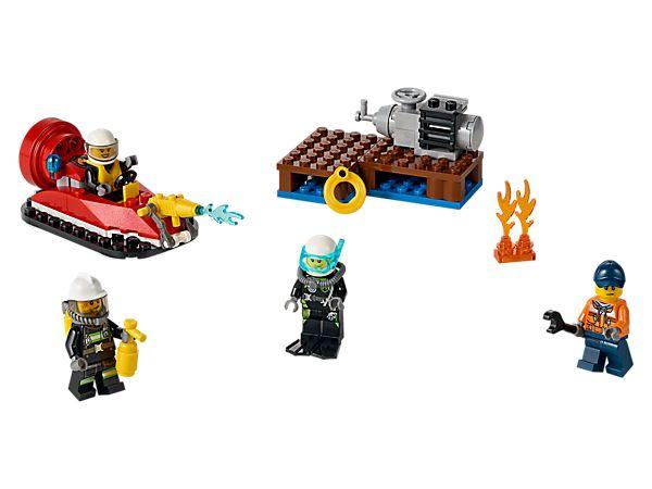 60106 LEGO City - Fire Starter Set