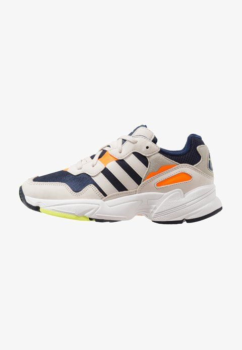 8f2eac1a72be adidas Originals YUNG-96 - Trainers - collegiate navy raw white -  Zalando.co.uk