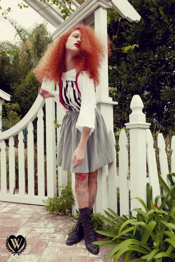 """Wildfox Fall 2010 """"It's Witchcraft"""" — I LOVE."""