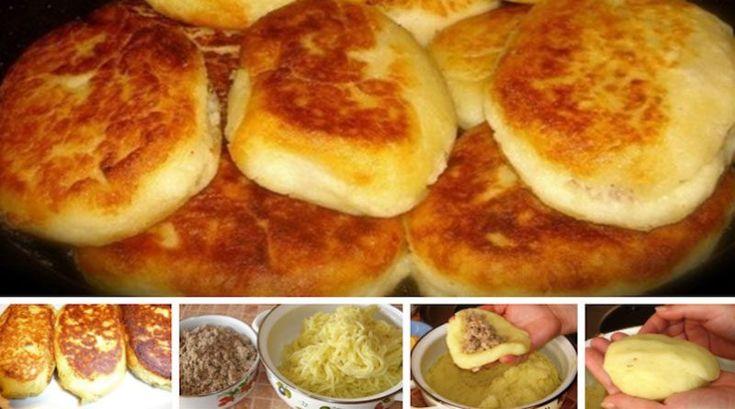 Вкуснейшие картофельные зразы по новому http://optim1stka.ru/2017/10/14/vkusnejshie-kartofelnye-zrazy-po-novomu/