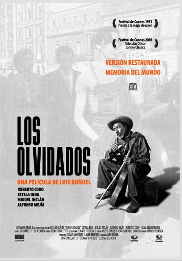 Los Olvidados - Luis bunuel
