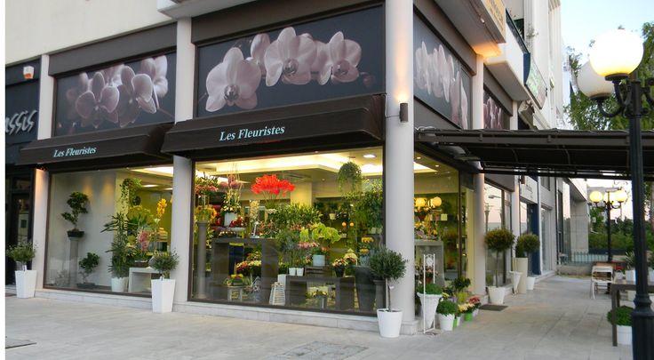 #Ανθοπωλειο #LesFleuristes Λαοδίκης 39, Γλυφάδα, Αθήνα. Τηλ. 2108947766