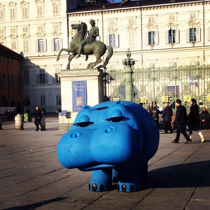 Pippo a Torino!