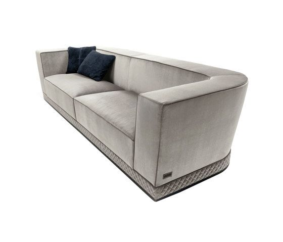 Welles by Longhi | Lounge sofas