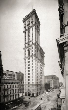 New York Times Building 1906