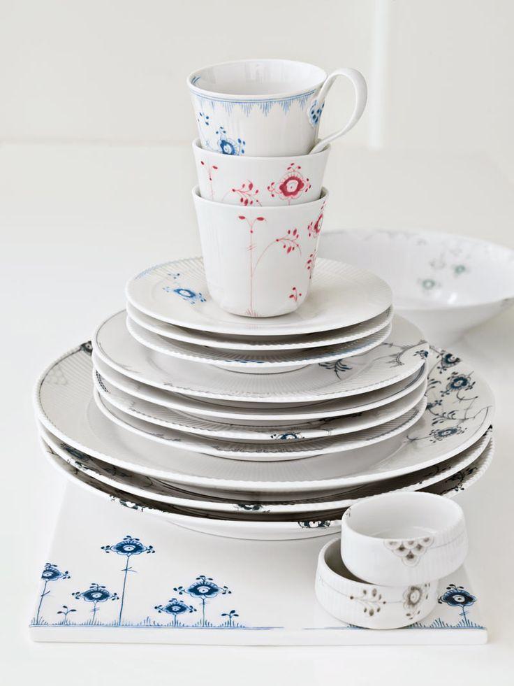 Elements by Royal Copenhagen – modern dinnerware in a classic design | LITTLE SCANDINAVIAN