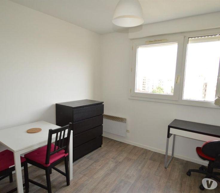 Location appartement, appartement a louer Villeurbanne - 69100 - Studio 20m² neuf et entièrement meublé tout confort
