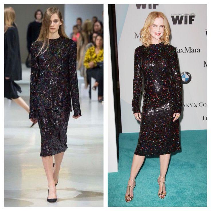 Nicole Kidman in Nina Ricci fall 2015