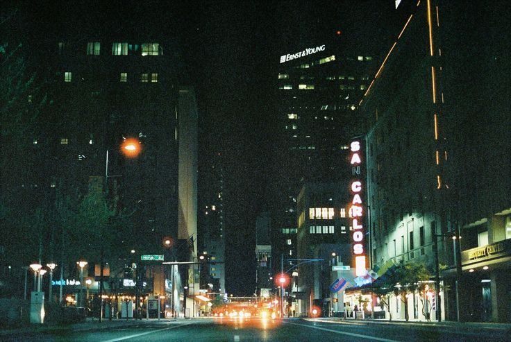 https://flic.kr/p/TMH2ab | humming of the night glow | Phoenix, Arizona  Cinestill 800Tungsten Nikon F3 Nikkor 50mm 1.4 Processed @ TCR Photo Imaging Center
