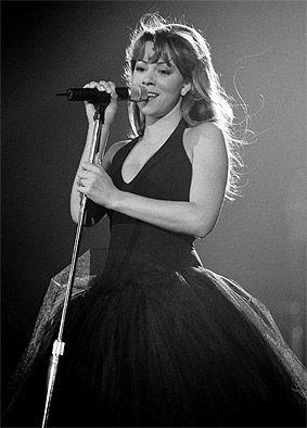 mariah carey early years | Mariah Carey: Through The Years