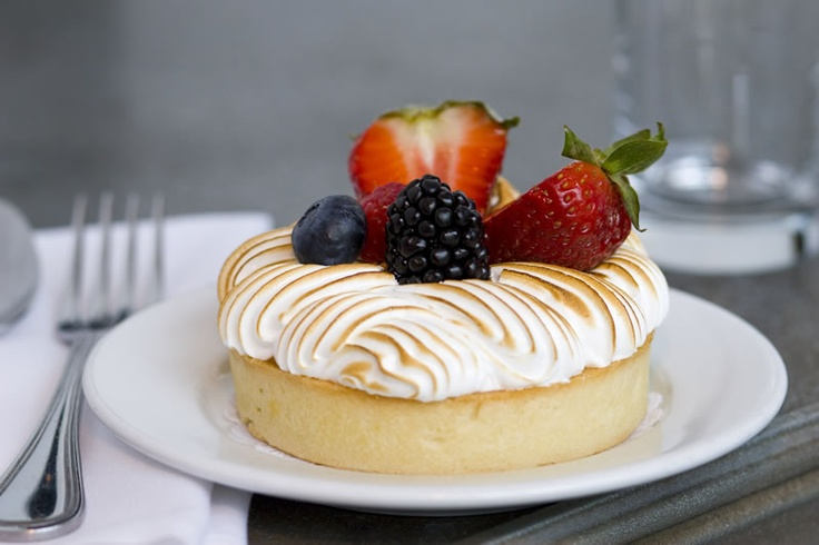Beautiful and delicious pastries are offered at Le Reve French Restaurant in Wauwatosa