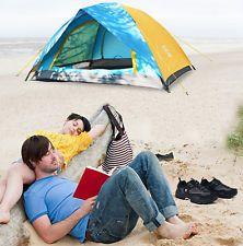 Cientos de ofertas con descuento y envío Gratis >>> 2-Person Dual Layer Water Resistant Camping Tent Dual… Visita nuestra Ebay stores >>>