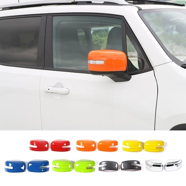 Abs Car Rearview Mirror Protection Side Mirror Cover Modified