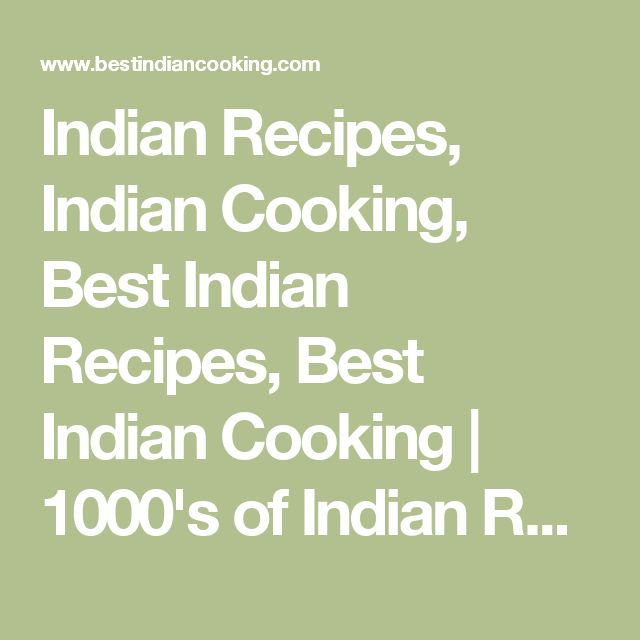 Indian Recipes, Indian Cooking, Best Indian Recipes, Best Indian Cooking | 1000's of Indian Recipes - Part 5