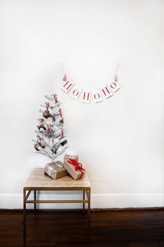 HO! HO! HO! Christmas Banner