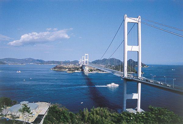 しまなみ満喫 今治〜尾道 | モデルコース | サイクリング | SHIMAP しまなみ海道観光マップ
