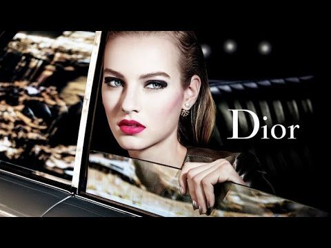 Рождество Диор 2015/2016. DIOR THE STATE OF GOLD.