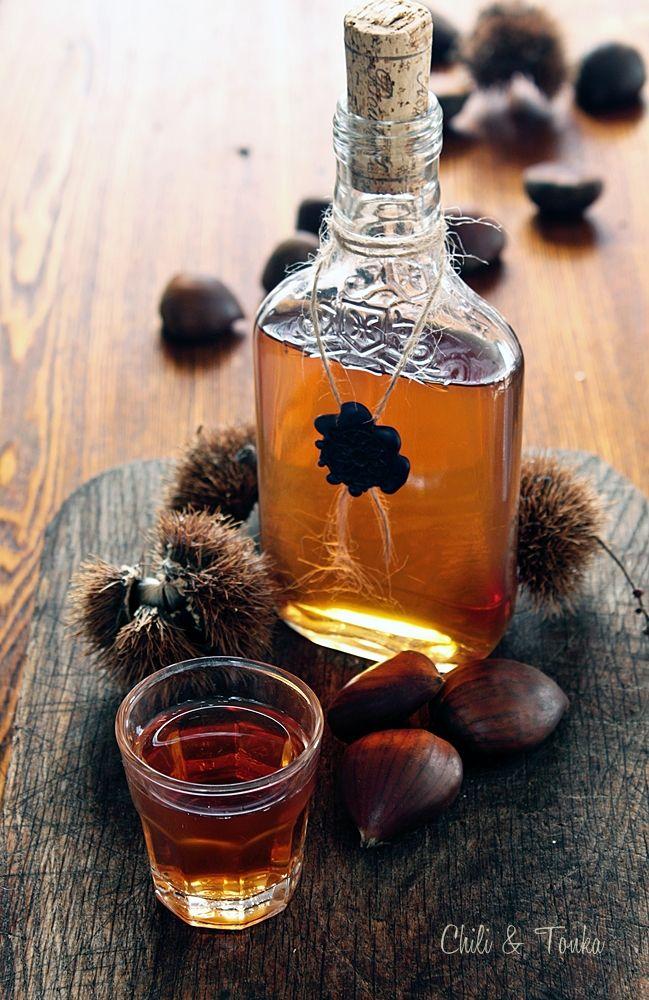 Chestnut liqueur - Chili & Tonka