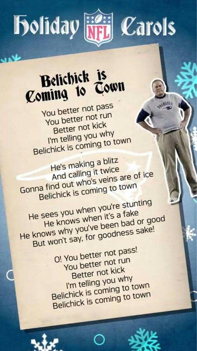 Ha! I think that's my new favorite Christmas carol!