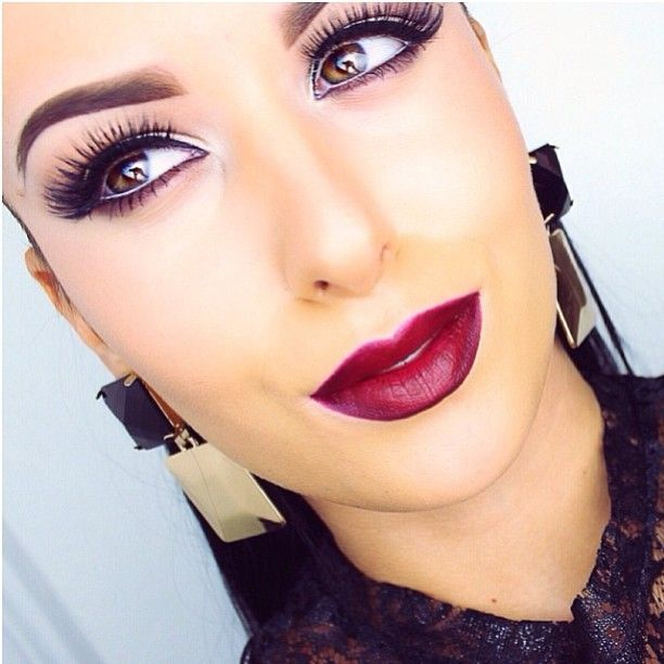 @Amra Olevic always so stunning LASHES :: #FlutterLashes ...