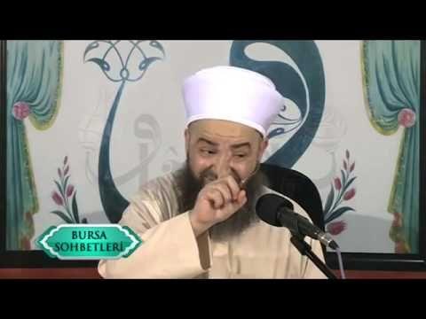 http://youtu.be/jmw7vqnUKcA Cübbeli Ahmet Hoca 06.12.2014 Cumartesi Bursa Sohbeti
