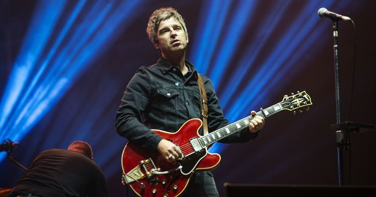 """Hear Noel Gallagher's Cinematic New Song 'Fort Knox'  