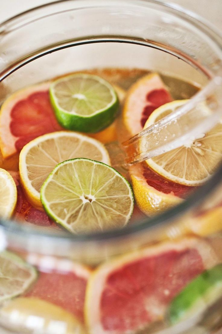 Citrus Champagne Punch: makes one bowl: 1 bottle orange vodka, 1 ...