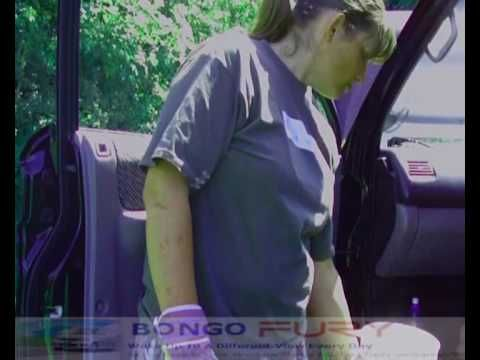 Mazda Bongo Ford Freda Bleed Part 3 - YouTube