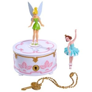 Wendy's Music Box    http://www.tinkerbellcentral.com/tinkerbell-toys-disney-fairies-wendys-music-box.html