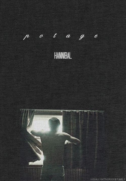 Hannibal | Potage (gif)