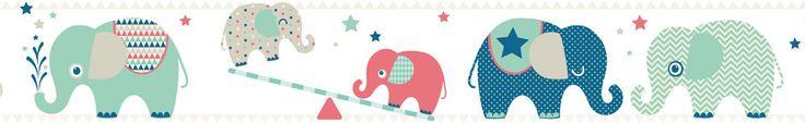 anna wand Bordüre Elefanten » Jetzt online kaufen ✔ versandkostenfrei ab 20€ ✔ Große Auswahl an anna wand Wandtattoos ✔ Schnelle Lieferung (1-2 Tage) ✔