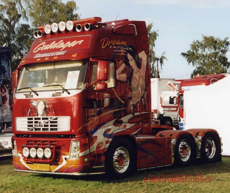 Largest Volvo Suv: 390 Best Big Ass Trucks Images On Pinterest