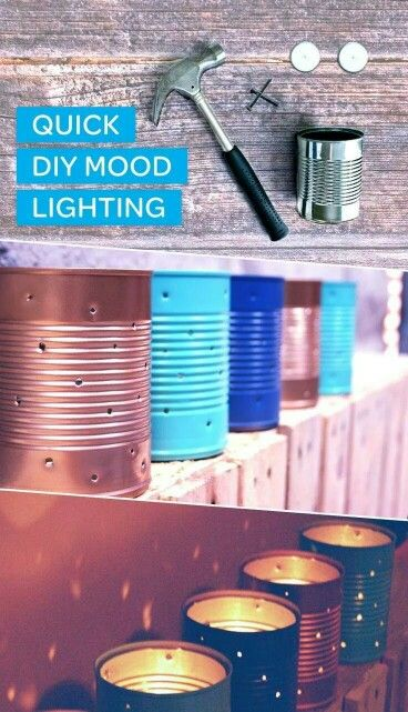 Good idea for mood lighting