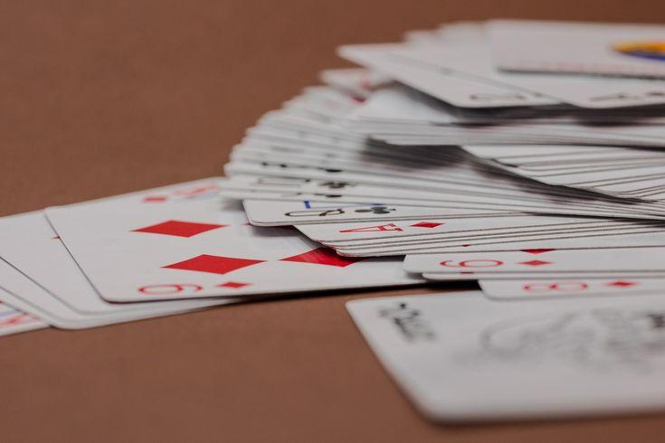 Spielanleitung Romme Kartenspiel