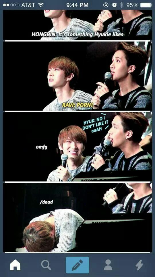 Ravi knows ... and Leo *^*~~~~~Context is awesome. :D best reactions ever from Leo!
