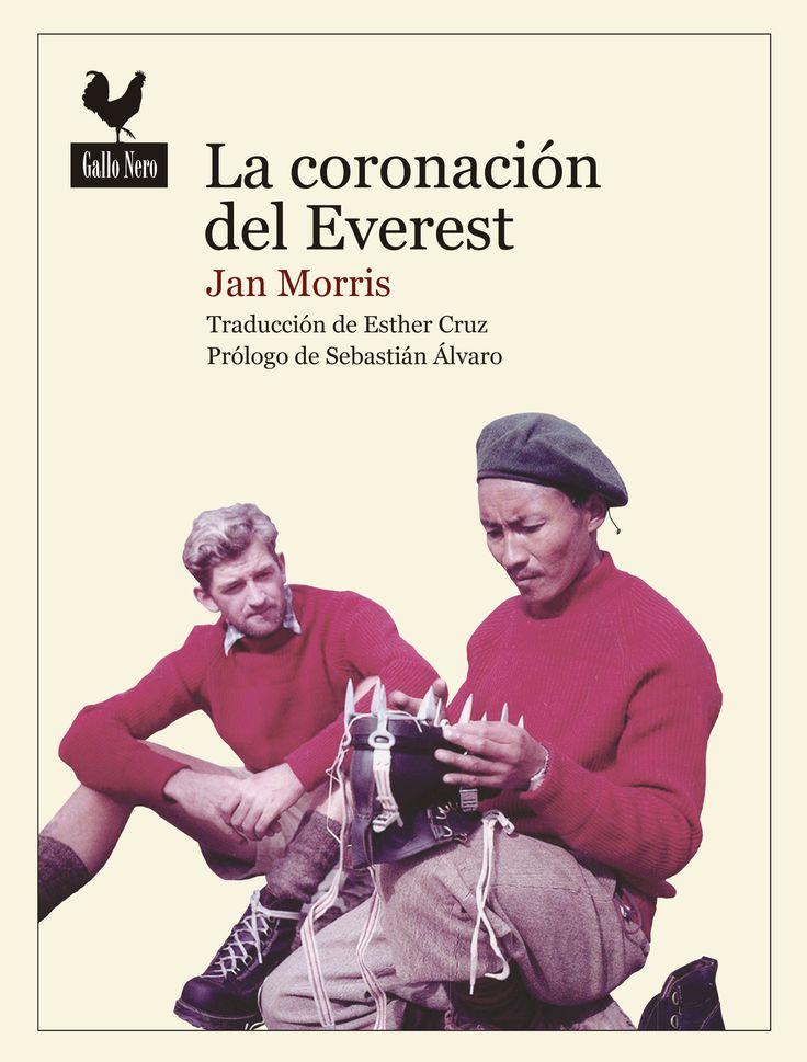 'La coronación del Everest' de Jan Morris
