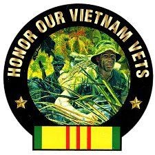 Vietnam Veterans. My husband is a VietNam vet. Thank you for your service, honey. You are my hero.