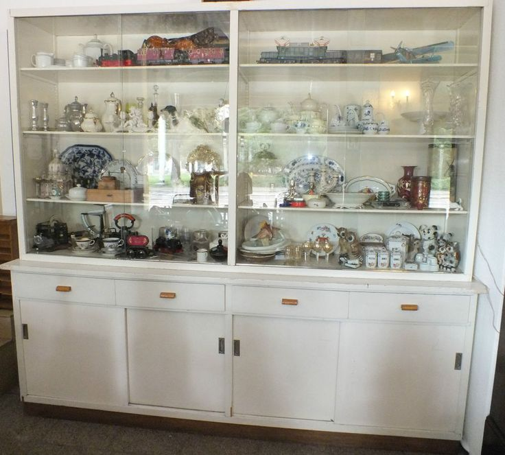 66 best Möbel images on Pinterest Antiquities, Buffets and Food - küchenschrank mit glastüren