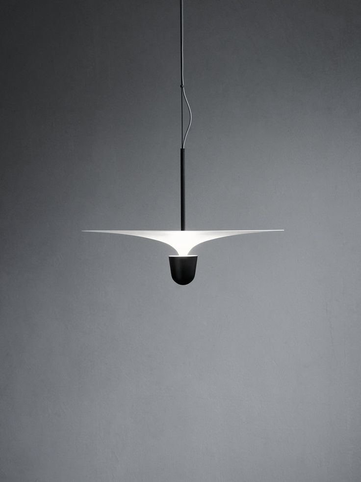 Pendant lamp kantarell by falke svatun