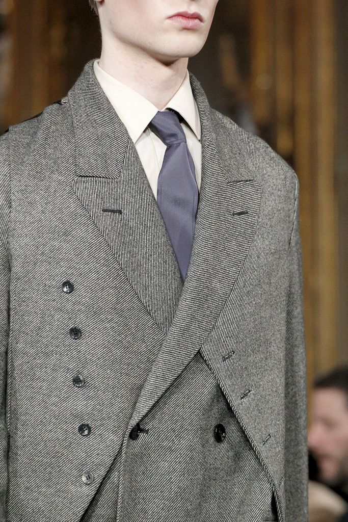 Alexander McQueen Fall 2011 Menswear Collection Slideshow on Style.com