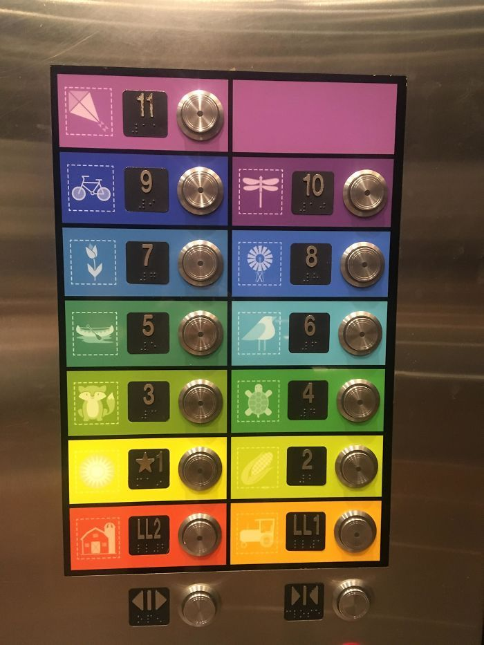 37 Times Elevators Surprised People With Genius Design