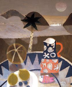 Charlotte's Jug by Mary Fedden