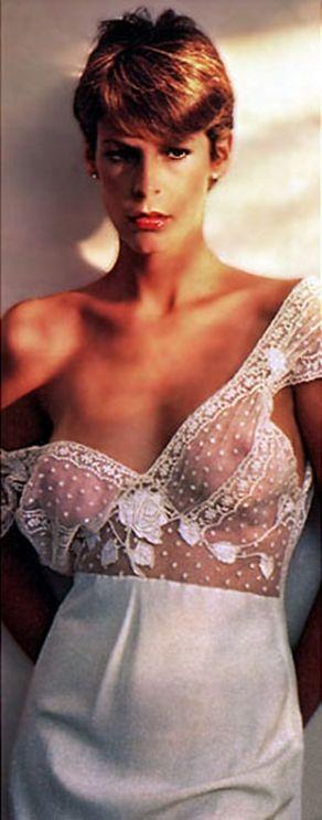 celebnudes4u: Jamie Lee Curtis after Wanda, I have always a lot of admiration for her