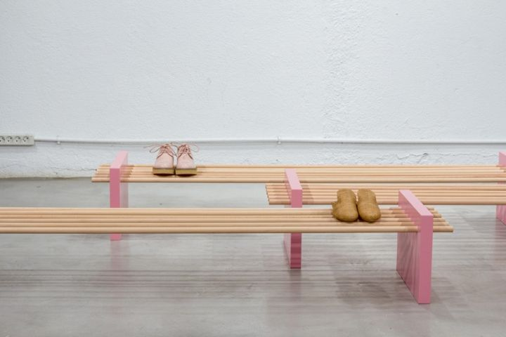 Showroom Furniture Collection by Pelonio for Mustang » Retail Design Blog