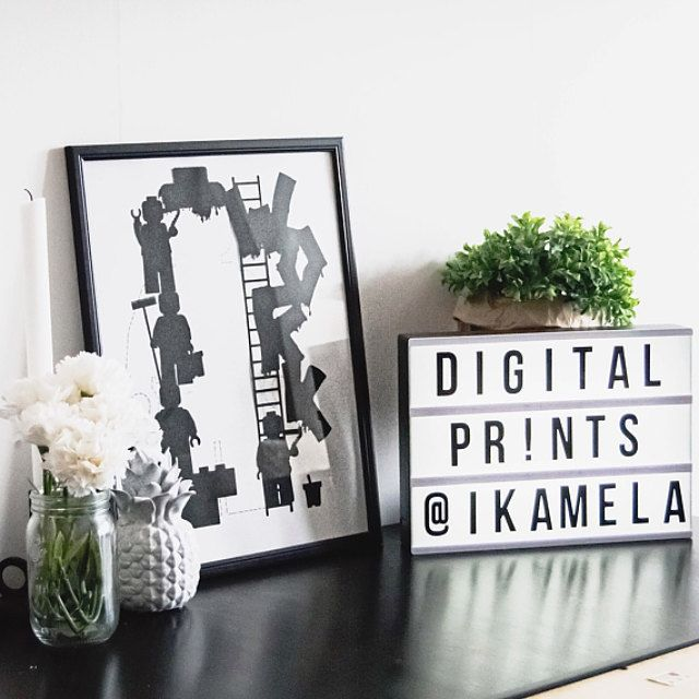 Art prints Instant digital download Printable art by Ikamela