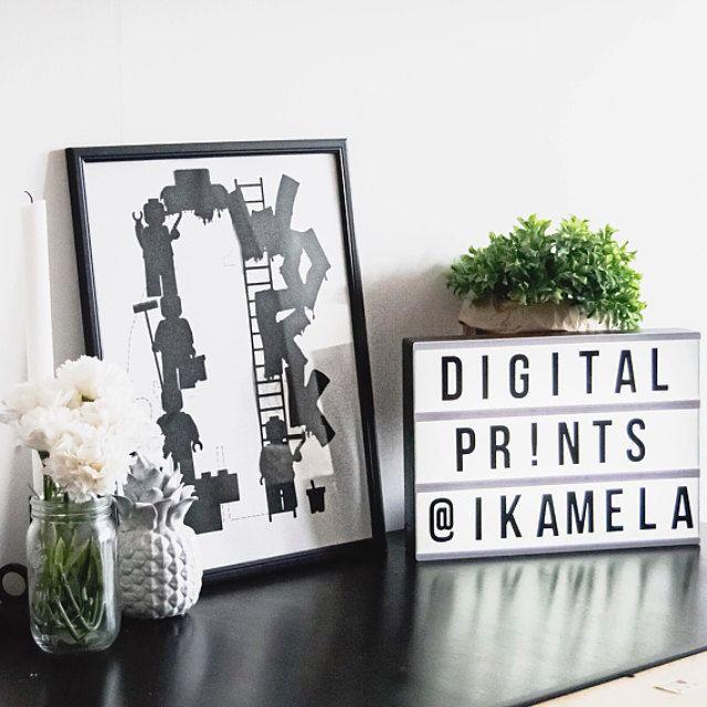 Art prints Instant digital download Printable art by Ikamela
