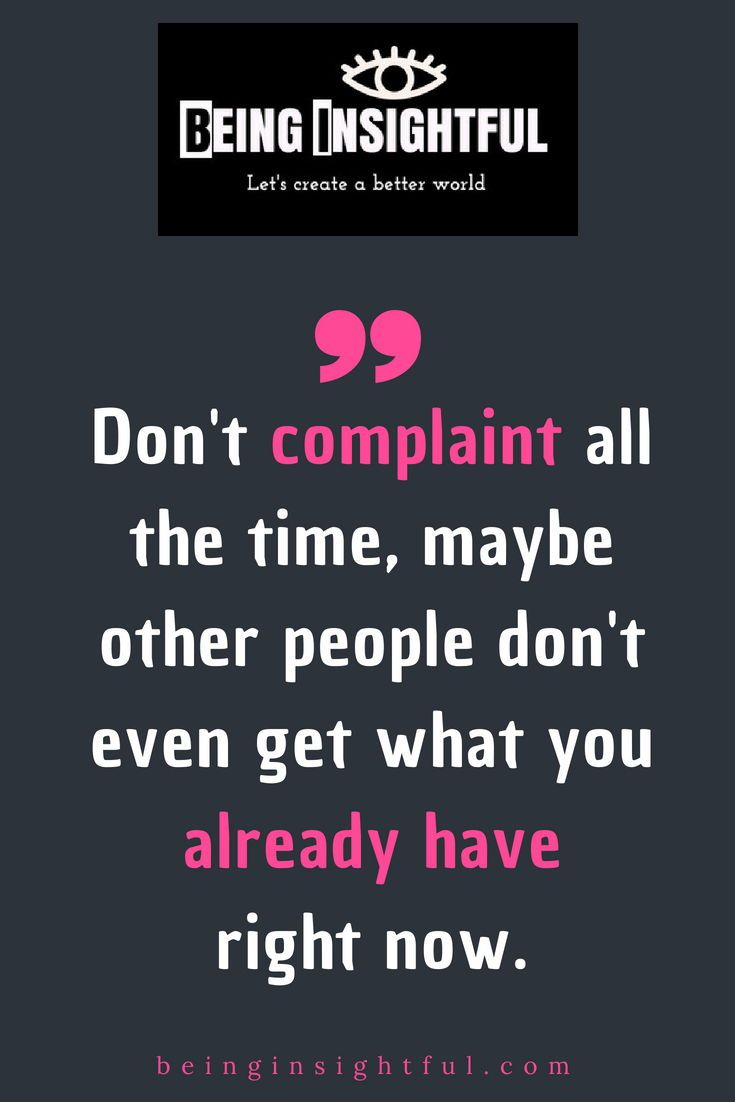 Complaint Words Quotes  Insightful Quotes  Pinterest  Motivational Thoughts And .