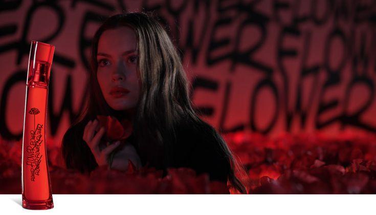 Flower Tag Eau de Parfum Kenzo perfume - a new fragrance for women 2012
